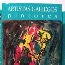 Libros de segunda mano: REALISMOS - EXPRESIONISMOS NOVA GALICIA. ARTISTAS GALLEGOS PINTORES. CASTELLANO. Lote 240747330