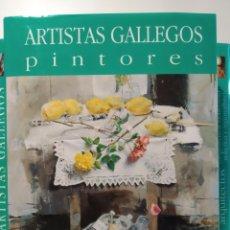 Libros de segunda mano: FIGURACIONES - ABSTRACCIONES. NOVA GALICIA. ARTISTAS GALLEGOS. PINTORES. CASTELLANO. Lote 240747640