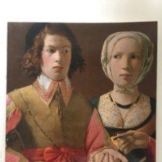 Libri di seconda mano: GEORGES DE LA TOUR 1593-1652. MUSEO DEL PRADO. SALMON Y ÚBEDA. Lote 240825845