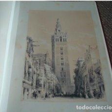 Libros de segunda mano: SKETCHES IN SPAIN AND MOROCCO. DAVID ROBERT (FACSIMIL). Lote 240935630