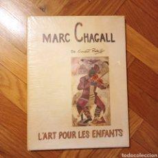 Libros de segunda mano: MARC CHAGALL. L'ART POUR LES ENFANTS. ERNEST RABOFF. Lote 242238800