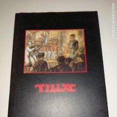 Libros de segunda mano: PABLO TILLAC JOSÉ MARIA UNSAIN SAN TELMO MUSEOA. Lote 242371130
