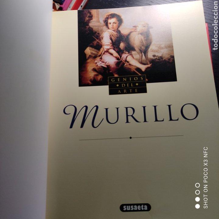 Libros de segunda mano: Murillo. Genios del arte - Foto 2 - 242381105