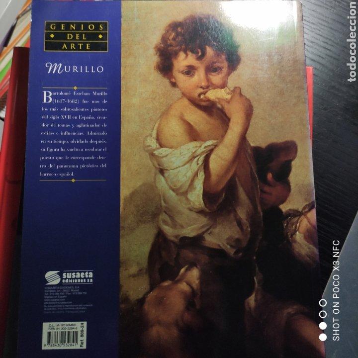 Libros de segunda mano: Murillo. Genios del arte - Foto 3 - 242381105