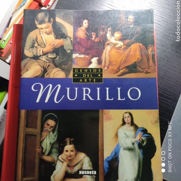 MURILLO. GENIOS DEL ARTE (Libros de Segunda Mano - Bellas artes, ocio y coleccionismo - Pintura)
