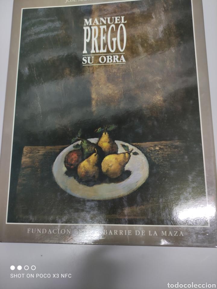MANUEL PREGO Y SU OBRA. JOSÉ MANUEL GARCÍA IGLESIAS (Libros de Segunda Mano - Bellas artes, ocio y coleccionismo - Pintura)