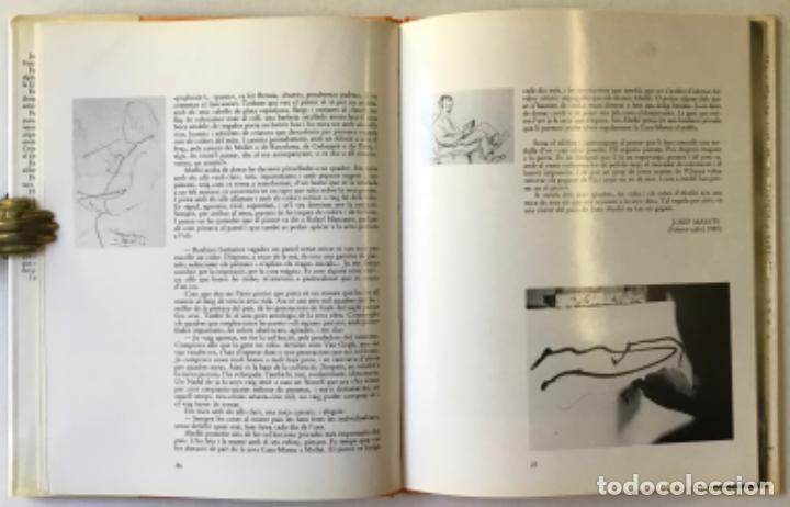 Libros de segunda mano: JOAN ABELLÓ. - MASATS, Josep; y IRIARTE, Joan. DEDICADO. - Foto 5 - 243984655