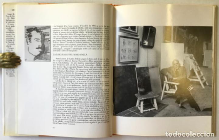 Libros de segunda mano: JOAN ABELLÓ. - MASATS, Josep; y IRIARTE, Joan. DEDICADO. - Foto 6 - 243984655