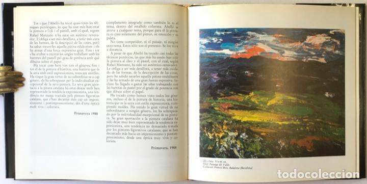 Libros de segunda mano: JOAN ABELLÓ. - FERRER, Mª Àngels. DEDICAT. - Foto 4 - 243985460