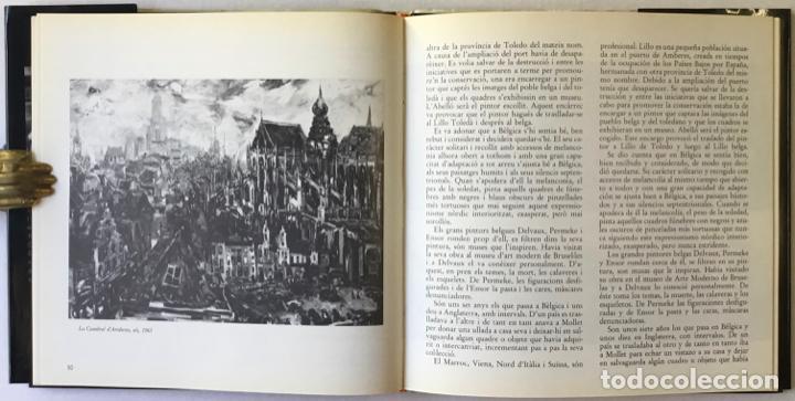 Libros de segunda mano: JOAN ABELLÓ. - FERRER, Mª Àngels. DEDICAT. - Foto 5 - 243985460