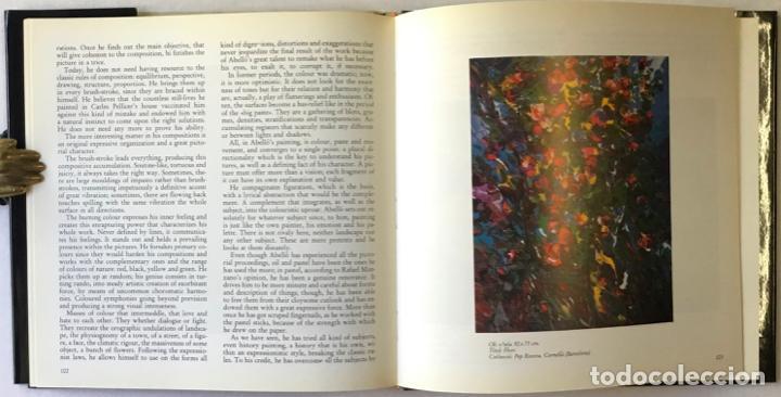 Libros de segunda mano: JOAN ABELLÓ. - FERRER, Mª Àngels. DEDICAT. - Foto 6 - 243985460