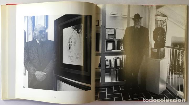 Libros de segunda mano: ABELLÓ. ELS MURALS DE LA CASA-MUSEU. LOS MURALES DE LA CASA-MUSEO. - MASATS, Josep. DEDICAT. - Foto 5 - 243987855