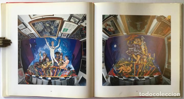 Libros de segunda mano: ABELLÓ. ELS MURALS DE LA CASA-MUSEU. LOS MURALES DE LA CASA-MUSEO. - MASATS, Josep. DEDICAT. - Foto 6 - 243987855