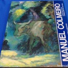 Libros de segunda mano: LIBRO DE MANUEL COLMEIRO. XUNTA DE GALICIA. 1983. 135 PAG.. Lote 244846730