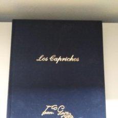 Libros de segunda mano: LOS CAPRICHOS GOYA BBVA. Lote 244847520