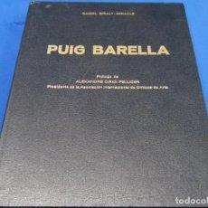 Libros de segunda mano: LIBRO DE PUIG BARELLA. DANIEL GIRALT. 1980. 273 PAG.. Lote 244847855