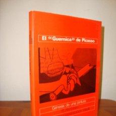 Libros de segunda mano: EL 'GUERNICA' DE PICASSO. GÉNESIS DE UNA PINTURA - R. ARNHEIM - GUSTAVO GILI - MUY BUEN ESTADO. Lote 244951475