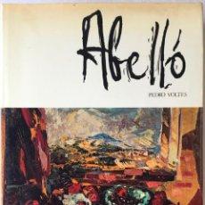 Libros de segunda mano: ABELLÓ. - VOLTES, PEDRO.. Lote 244976495