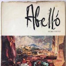 Libros de segunda mano: ABELLÓ. - VOLTES, PEDRO.. Lote 244977570