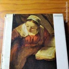 Libros de segunda mano: REMBRANDT - SKIRA. Lote 245015960