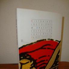 Libros de segunda mano: HISTORIA DE LOS COLORES - MANLIO BRUSATIN - PAIDÓS, MUY BUEN ESTADO. Lote 245133690