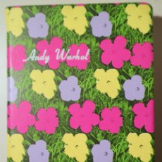 Libros de segunda mano: WARHOL, ANDY - ANDY WARHOL - BLOG DE NOTAS ILUSTRADO. Lote 245401835