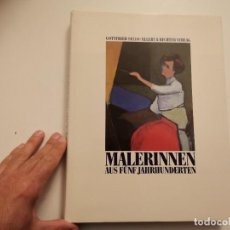 Libros de segunda mano: PINTORES DE HACE 5 SIGLOS GOTTFRIED SELLO \ ELLERT & RICHTER VERLAG 1988 TOMO EN ALEMAN. Lote 246570850