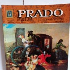 Libros de segunda mano: MUSEO DEL PRADO / 1 AA .VV. EDIT. ESCUDO DE ORO 1978. / EDICION EN INGLES.. Lote 247095455