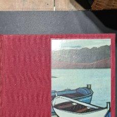 Libros de segunda mano: LA COSTA BRAVA VISTA PELS SEUS MILLORS PINTORS. PRIMERA EDICIÓ 1961. Lote 247562750