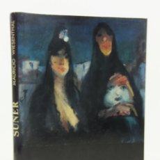 Libros de segunda mano: SUÑER. MAURICIO WIESENTHAL. EDITORIAL: AUSA, 1984,. Lote 247706985
