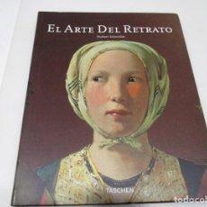 Libri di seconda mano: NORBERT SCHNEIDER EL ARTE DEL RETRATO W5909. Lote 248413750