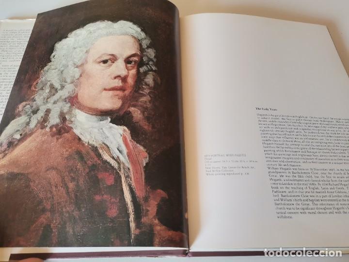 Libros de segunda mano: WILLIAM HOGARTH MARY WEBSTER 1979 TOMO EN ALEMAN MIRAR FOTOS - Foto 4 - 249166715