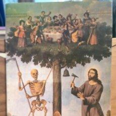 Libros de segunda mano: CONTRARREFORMA Y BARROCO - LECTURAS ICONOGRÁFICAS E ICONOLÓGICAS - SANTIAGO SEBASTIAN - ALIANZA FORM. Lote 251870095