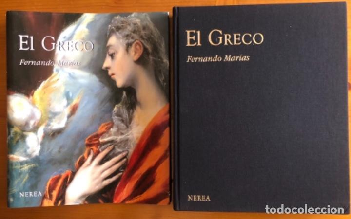 EL GRECO- FERNANDO MARIAS- NEREA 1997 (Libros de Segunda Mano - Bellas artes, ocio y coleccionismo - Pintura)