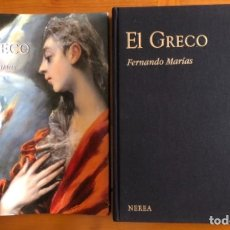 Libros de segunda mano: EL GRECO- FERNANDO MARIAS- NEREA 1997. Lote 252816650