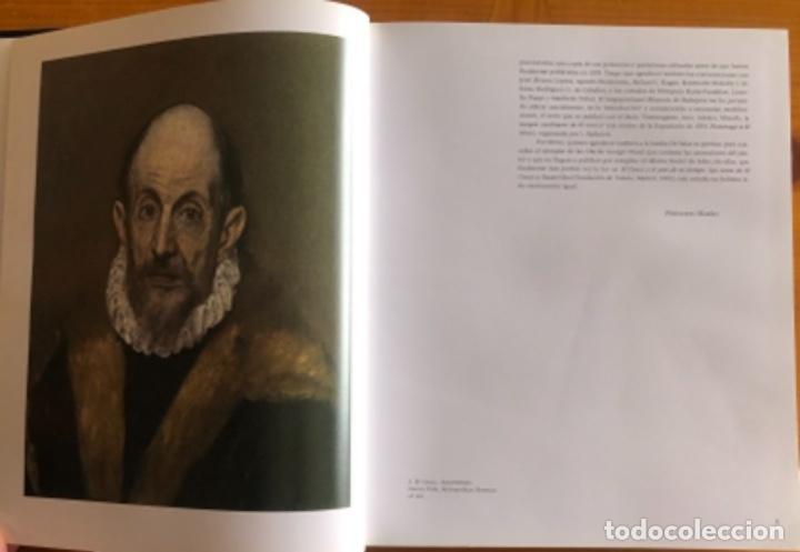 Libros de segunda mano: EL GRECO- FERNANDO MARIAS- NEREA 1997 - Foto 5 - 252816650
