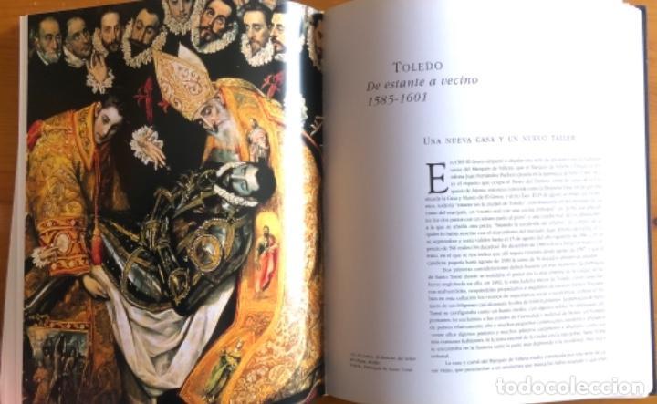 Libros de segunda mano: EL GRECO- FERNANDO MARIAS- NEREA 1997 - Foto 8 - 252816650