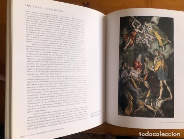 Libros de segunda mano: EL GRECO- FERNANDO MARIAS- NEREA 1997 - Foto 12 - 252816650