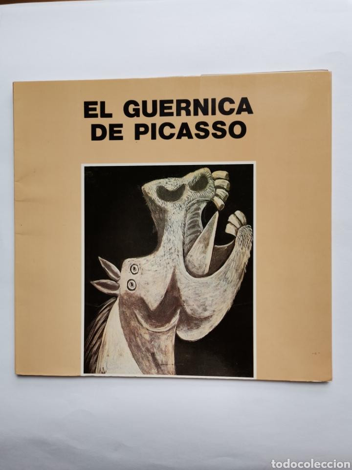 EL GUERNICA DE PICASSO (Libros de Segunda Mano - Bellas artes, ocio y coleccionismo - Pintura)