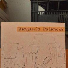 Libros de segunda mano: BENJAMIN PALENCIA. Lote 254367335