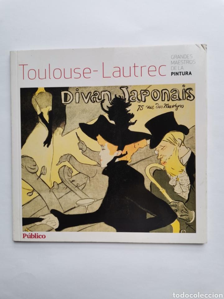 TOULOUSE-LAUTREC GRANDES MAESTROS DE LA PINTURA (Libros de Segunda Mano - Bellas artes, ocio y coleccionismo - Pintura)