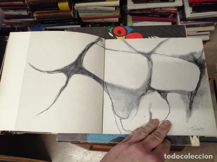 Libros de segunda mano: SALA PELAIRES : PICASSO,MIRÓ,TÀPIES,AMENGUAL,CLAVÉ,MENSA..TEXTOS BLAI BONET. MALLORCA - Foto 3 - 254648215