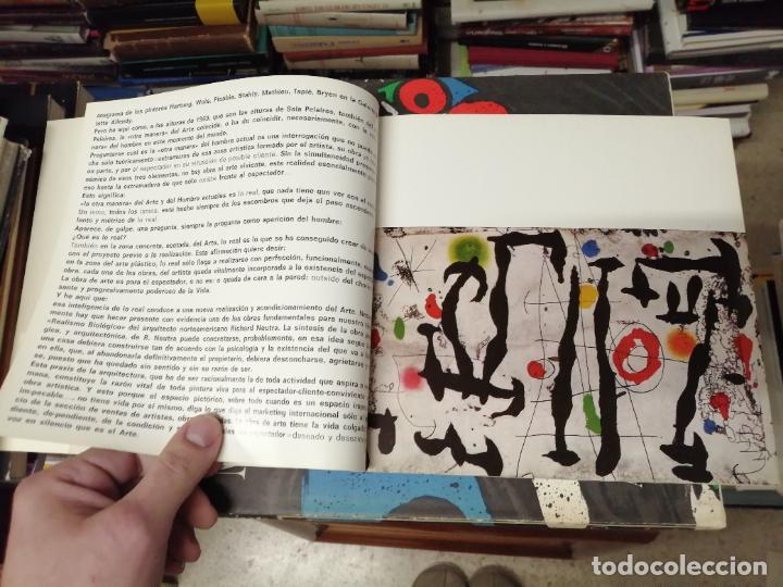 Libros de segunda mano: SALA PELAIRES : PICASSO,MIRÓ,TÀPIES,AMENGUAL,CLAVÉ,MENSA..TEXTOS BLAI BONET. MALLORCA - Foto 4 - 254648215