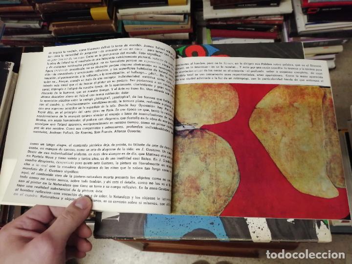Libros de segunda mano: SALA PELAIRES : PICASSO,MIRÓ,TÀPIES,AMENGUAL,CLAVÉ,MENSA..TEXTOS BLAI BONET. MALLORCA - Foto 5 - 254648215