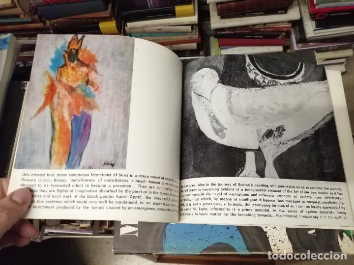 Libros de segunda mano: SALA PELAIRES : PICASSO,MIRÓ,TÀPIES,AMENGUAL,CLAVÉ,MENSA..TEXTOS BLAI BONET. MALLORCA - Foto 7 - 254648215