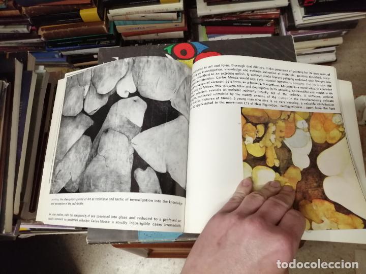 Libros de segunda mano: SALA PELAIRES : PICASSO,MIRÓ,TÀPIES,AMENGUAL,CLAVÉ,MENSA..TEXTOS BLAI BONET. MALLORCA - Foto 8 - 254648215