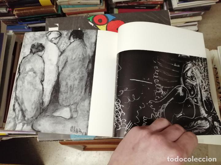 Libros de segunda mano: SALA PELAIRES : PICASSO,MIRÓ,TÀPIES,AMENGUAL,CLAVÉ,MENSA..TEXTOS BLAI BONET. MALLORCA - Foto 10 - 254648215