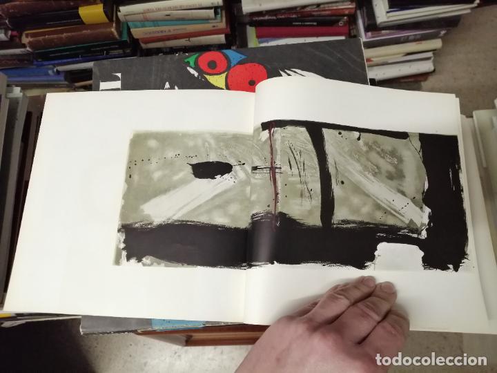 Libros de segunda mano: SALA PELAIRES : PICASSO,MIRÓ,TÀPIES,AMENGUAL,CLAVÉ,MENSA..TEXTOS BLAI BONET. MALLORCA - Foto 11 - 254648215