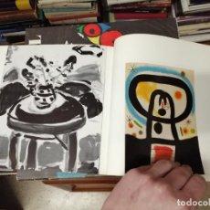 Libros de segunda mano: SALA PELAIRES : PICASSO,MIRÓ,TÀPIES,AMENGUAL,CLAVÉ,MENSA..TEXTOS BLAI BONET. MALLORCA. Lote 254648215