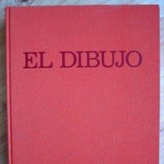 Livres d'occasion: COLECCIÓN HISTORIA DE UN ARTE: EL DIBUJO. VVAA. EDITORIAL SKIRA-CARROGGIO. Lote 255493170